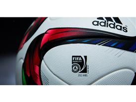 adidas Football FIFA Mens Ball - 6