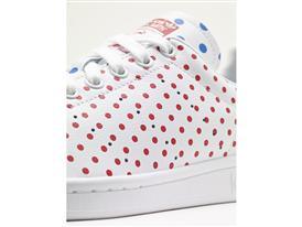 adidas Originals = Pharrell Williams Stan Smith White Detail