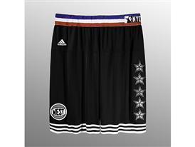 adidas NBA All-Star West Short, Sq