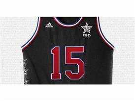 adidas NBA All-Star Jersey West, H