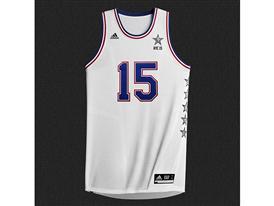 adidas NBA All-Star East Jersey, Sq