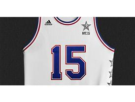 adidas NBA All-Star East Jersey, H