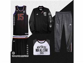 adidas NBA All-Star Collection Lay Down West, Sq