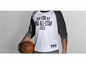 adidas NBA All-Star Shooting Shirt, H