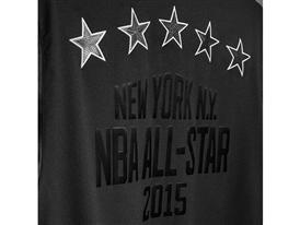 adidas NBA All-Star 2015 Jacket Back, Sq