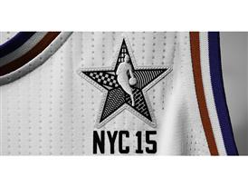adidas NBA All-Star 2015 East Jersey, Front Patch, H