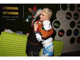 Pharrell Williams und adidas feiern ihre Kollaboration in LA 15