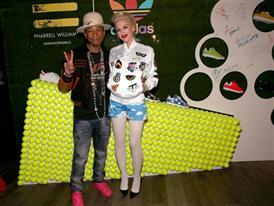 Pharrell Williams und adidas feiern ihre Kollaboration in LA 16