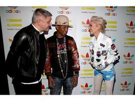 Pharrell Williams und adidas feiern ihre Kollaboration in LA 29