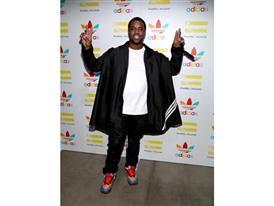 Pharrell Williams und adidas feiern ihre Kollaboration in LA 43