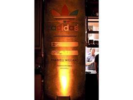 Pharrell Williams und adidas feiern ihre Kollaboration in LA 46