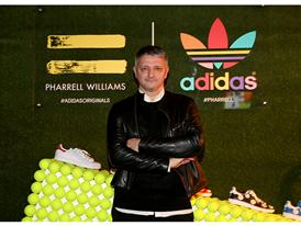 Pharrell Williams And Adidas Celebrate Collaboration 9
