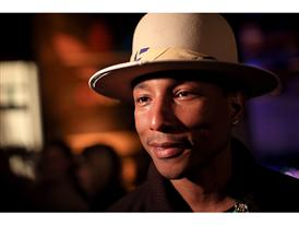 Pharrell Williams And Adidas Celebrate Collaboration 21