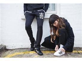 adidas Originals Superstar Januar Lookbook 9