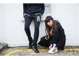 adidas Originals Superstar Januar Lookbook 10