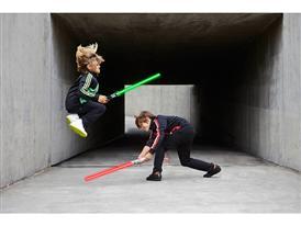 Star Wars Good vs Evil adidas Originals SS15 Model 03