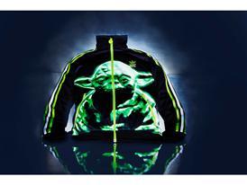 Star Wars Good vs Evil adidas Originals SS15 Yoda Track Top