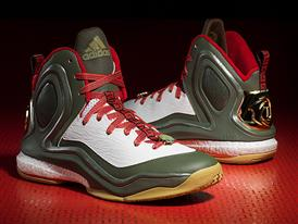 adidas D Rose 5 CNY Pack, Hero