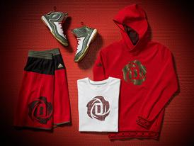 adidas D Rose 5 CNY Pack, Laydown