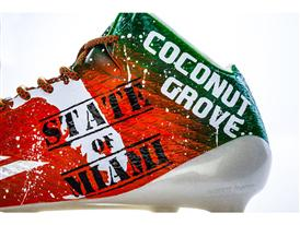 Frank Gore adidas Soles by Sir