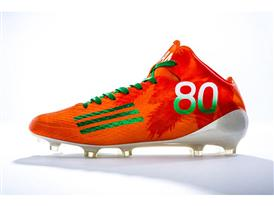 Jimmy Graham adidas Mache Custom Kicks