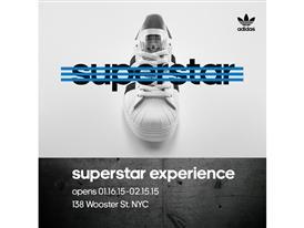 adidas Superstar Event Instagram