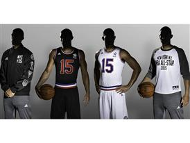 adidas NBA All-Star Group