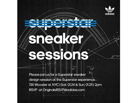 adidas Originals Sneaker Sessions 1