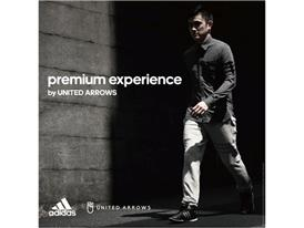 PREMIUM EXPERIENCE by UNITED ARROWS TOP