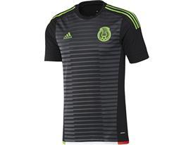 Nuevo uniforme selección mexicana