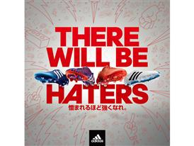 There will be haters 01
