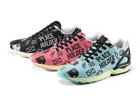 ZX FLUX – Placeholder Graphic Pack 3