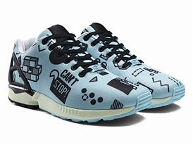 ZX FLUX – Placeholder Graphic Pack 4