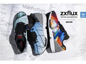 adidas Originals NYC Flux Pack 4