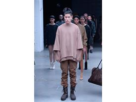 adidas Originals x Kanye West YEEZY SEASON 1 - Runway 12
