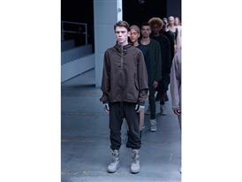 adidas Originals x Kanye West YEEZY SEASON 1 - Runway 17