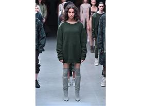 adidas Originals x Kanye West YEEZY SEASON 1 - Runway 27