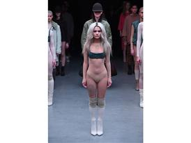 adidas Originals x Kanye West YEEZY SEASON 1 - Runway 55