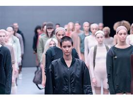 adidas Originals x Kanye West YEEZY SEASON 1 - Runway 74