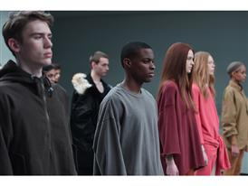 adidas Originals x Kanye West YEEZY SEASON 1 - Runway 77