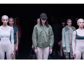 adidas Originals x Kanye West YEEZY SEASON 1 - Runway 78