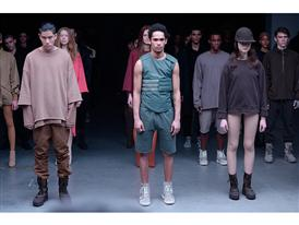 adidas Originals x Kanye West YEEZY SEASON 1 - Runway 79