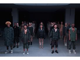 adidas Originals x Kanye West YEEZY SEASON 1 - Runway 86