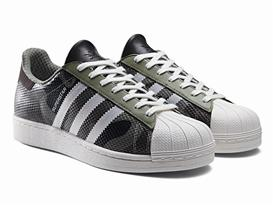 adidas Originals Superstar Camo Pack 3
