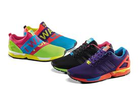 adidas Originals ZX FLUX GÇô I Want I Can Pack B34490 B34491 B34450 B34451