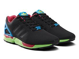 adidas Originals ZX FLUX GÇô I Want I Can Pack B34490 ZX FLUX 2