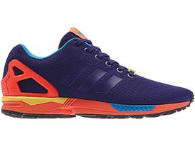 adidas Originals ZX FLUX GÇô I Want I Can Pack B34491 ZX FLUX 1