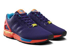 adidas Originals ZX FLUX GÇô I Want I Can Pack B34491 ZX FLUX 2
