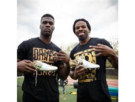Dorial Green-Beckham and Kevin White