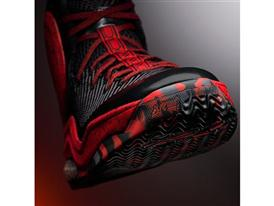 D Rose 5 Boost Black 1 Sq
